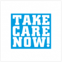 Logo take care now